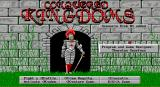 Conquered Kingdoms DOS Start menu