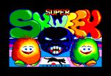 Super Skweek Amstrad CPC Title Screen