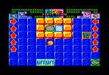 Super Skweek Amstrad CPC Starting Position on the Level 1 of Welcome Island...