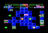 Super Skweek Amstrad CPC Two players (Skweek and Skrouch) are also available...
