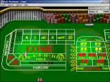 Beat the House Windows 3.x Craps table