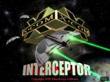 X-COM: Interceptor Windows Title screen