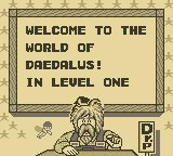 Daedalian Opus Game Boy The Mysterious Dr. P