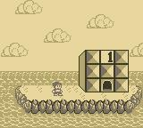 Daedalian Opus Game Boy The entrance to puzzle 1