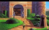 King's Quest VI: Heir Today, Gone Tomorrow DOS The castle