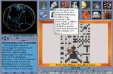 Space Adventure DOS Explaining the SETI message codes