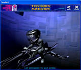 Tek-Kids Flash-Ops: Mission: Data Island Windows Standard-issue personal offensive jet craft