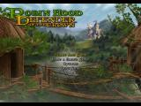 Robin Hood: Defender of the Crown Windows Main menu