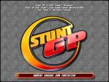 Stunt GP Windows Title screen