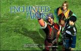 Enchanted Arms Xbox 360 Title screen