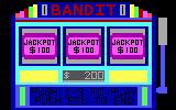 Bandit DOS You start with $200.