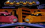 Locomotion DOS Title screen (VGA)