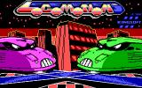 Locomotion DOS Title screen (EGA)