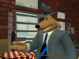 Sam & Max Episode 3: The Mole, the Mob, and the Meatball Windows Sam acquires a peculiar listening device.