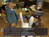 Sam & Max Episode 3: The Mole, the Mob, and the Meatball Windows A new twist on the Monkey Island insult swordfighting game.