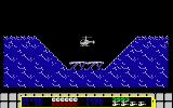 Fortress Underground Commodore 64 Above the landing pad