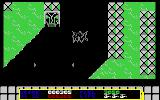 Fortress Underground Commodore 64 Shot down by a hidden missile launcher