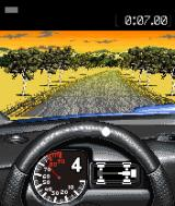 Colin McRae Rally 2005  J2ME In car view