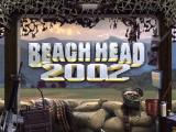 Beach Head 2002 Windows Title screen