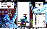 Tetris Amiga Level 9 (Spectrum Holobyte)
