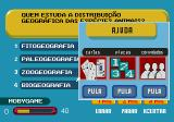 Show do Milhão Volume 2 Genesis The help menu: you can choose cards, players, guests or to skip.