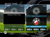 UEFA Champions League 2004-2005 Windows Choosing teams for a friendly match.