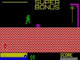 Hunchback ZX Spectrum A simple level to start with