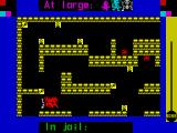 SuperTed ZX Spectrum Multiple exits on most screens