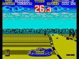 WEC Le Mans ZX Spectrum Uh oh - spun out