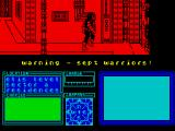 Marsport ZX Spectrum The villains are close