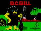B.C. Bill ZX Spectrum Loading screen