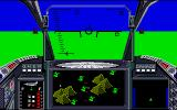 Strike Force Harrier Atari ST On board