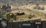 Company of Heroes Windows Establishing a base of operations in the French country!