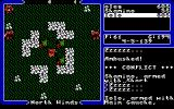 Ultima V: Warriors of Destiny DOS While your party was eating grilled meat and sleeping, monsters have attacked you.