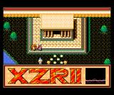 Exile MSX At the Lyceon