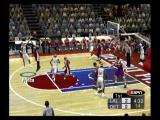 ESPN NBA 2K5 Xbox Making a shot.
