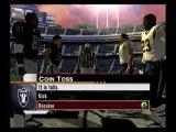 ESPN NFL 2K5 Xbox Pre-game coinflip