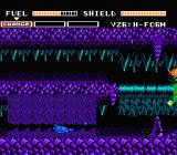 Wurm: Journey to the Center of the Earth NES You can use the drill to go through