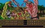 Isle of the Dead DOS Game over in the worst way -- zombie feast