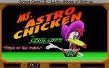 Space Quest IV: Roger Wilco and the Time Rippers DOS It's Mrs. Astro Chicken. Yay!