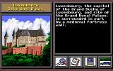 Where in Europe is Carmen Sandiego? Amiga A castle.