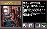 Where in Europe is Carmen Sandiego? Amiga In old Italy.