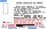 Une affaire en or Amstrad CPC The online help facility