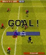 FIFA Soccer 2004 N-Gage It's goal.