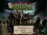 Mystery Case Files: Ravenhearst Windows Enter your name.