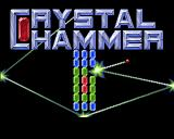 Crystal Hammer Amiga Title screen