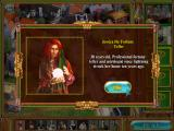 Mysteryville Windows There's character bio's for everyone you meet. The bio's will change as you learn more about the person.