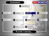 Sky Sports Football Quiz Windows The Dream Team Game Type Category Screen