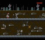 Robodemons NES Fighting through Hades, which looks a lot like a typical graveyard