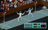 Summer Challenge Amiga Each fencer can parry or riposte